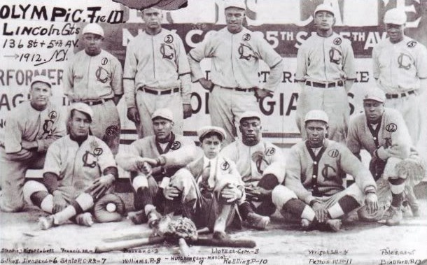 1912 Lincoln Giants