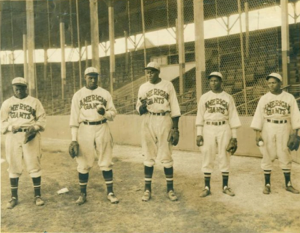 1934 Chicago American Giants Pitching Staff
