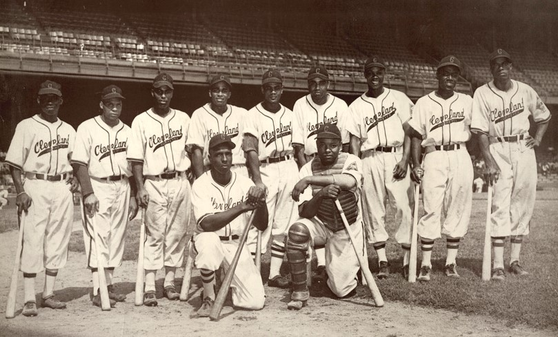 The 1947 Cleveland Buckeyes
