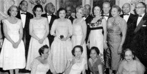 Nu Boule (Houston, Texas) Annual Dinner, March 24, 1956
