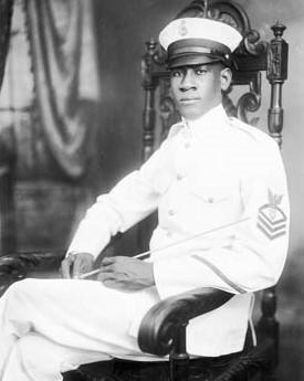 Alton Adams, 1922