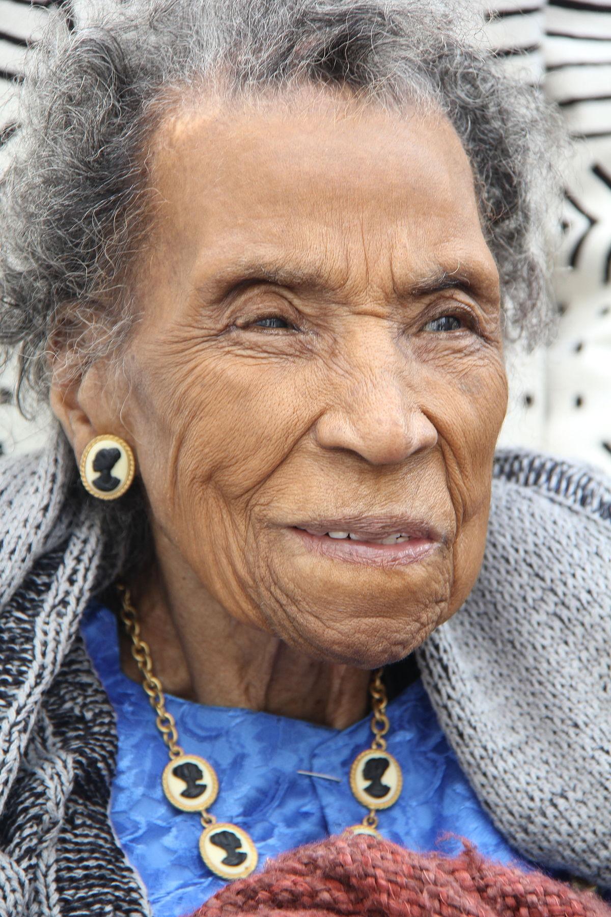 Amelia Boynton Robinson