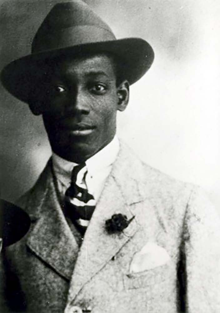 Surinamese writer and resistance fighter Anton de Kom
