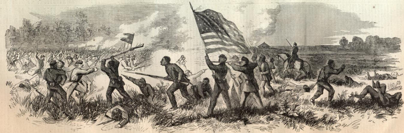 Battle of Milliken's Bend