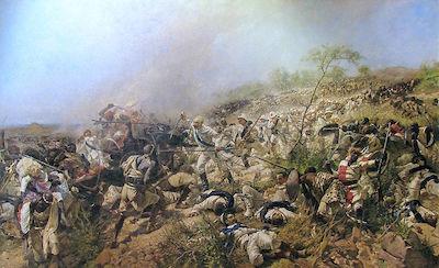 Drawing, Battle of Adwa