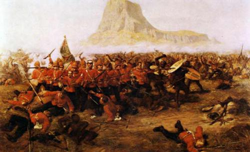 The Battle of Isandlwana (1879)