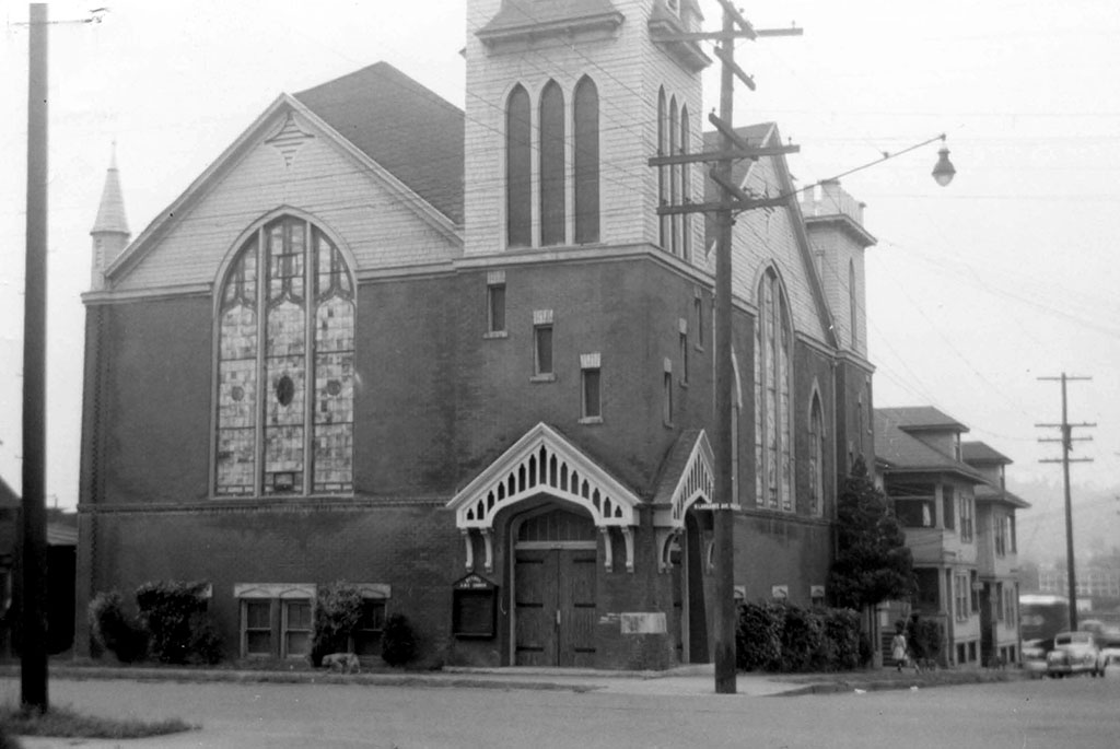 Bethel AME Church, Portland, Oregon, 1957