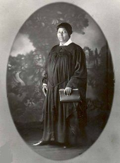 Bishop Ida Bell Robinson