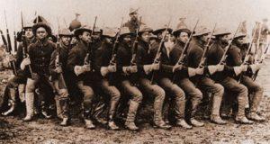 Black Infantrymen in Cuba, 1898
