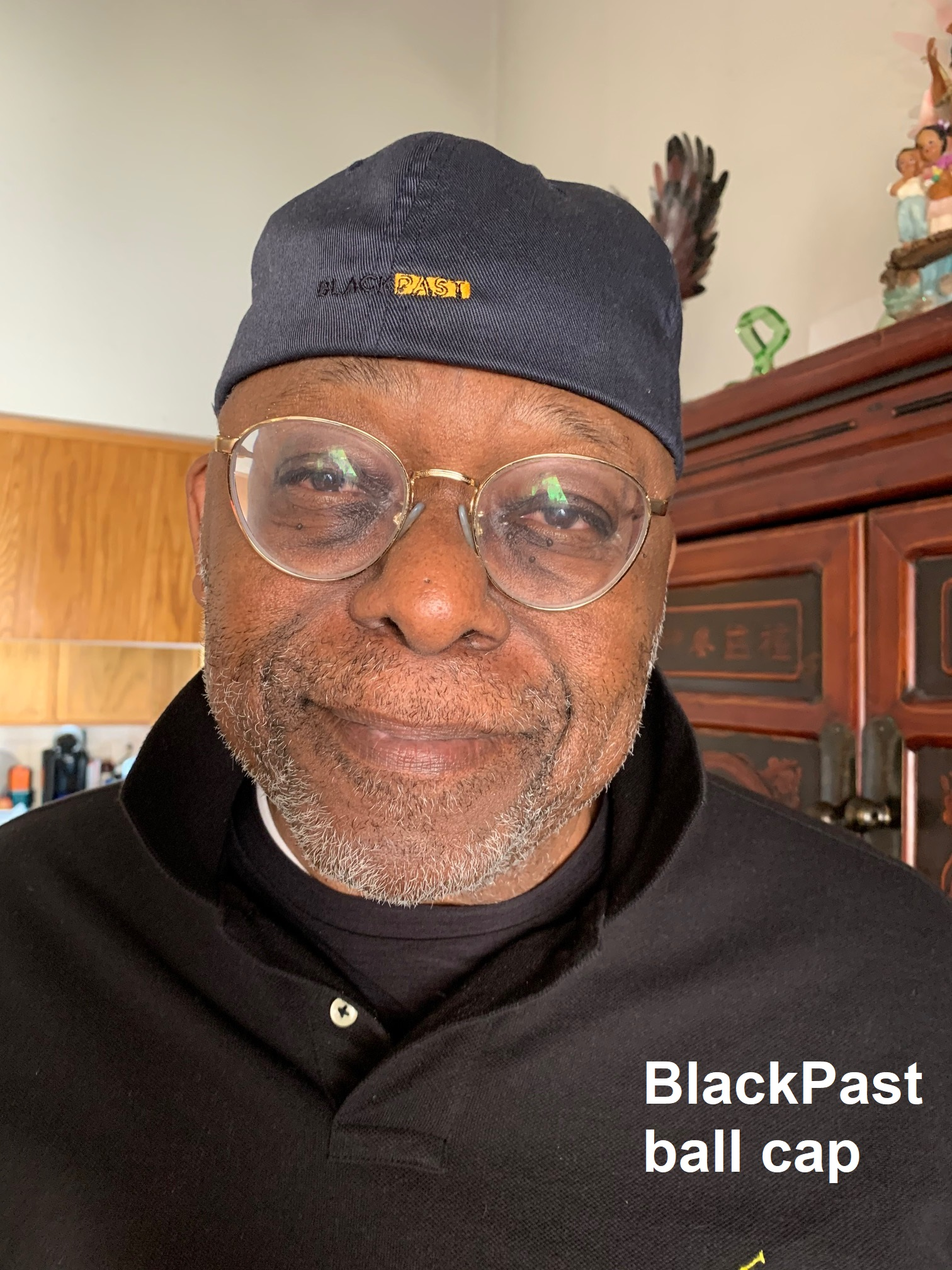 BlackPast Ball Cap