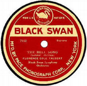 Black swan records 1921 1923 the black past for Classic house record labels