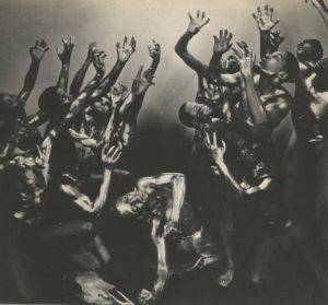 Bronze Ballet Plastique