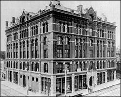 California State Supreme Court (1890-1896), 305 Larkin Street, San Francisco