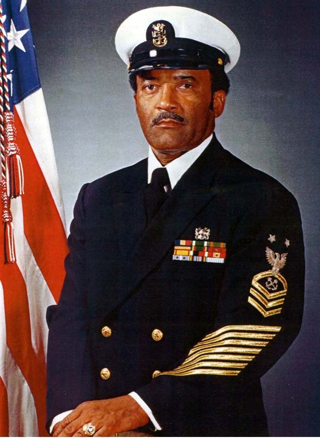 Carl Maxie Brashear (US Navy)