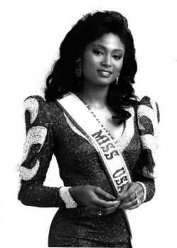 First black woman to win miss america