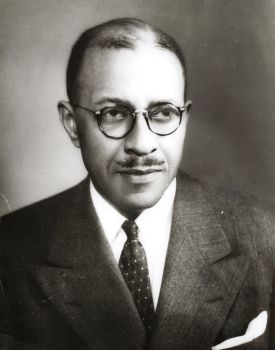 Johnson, Charles S. (1893-1956) | The Black Past: Remembered and ...