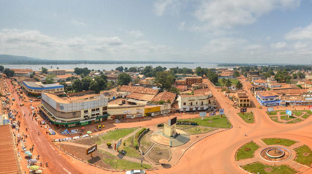 Bangui City Center