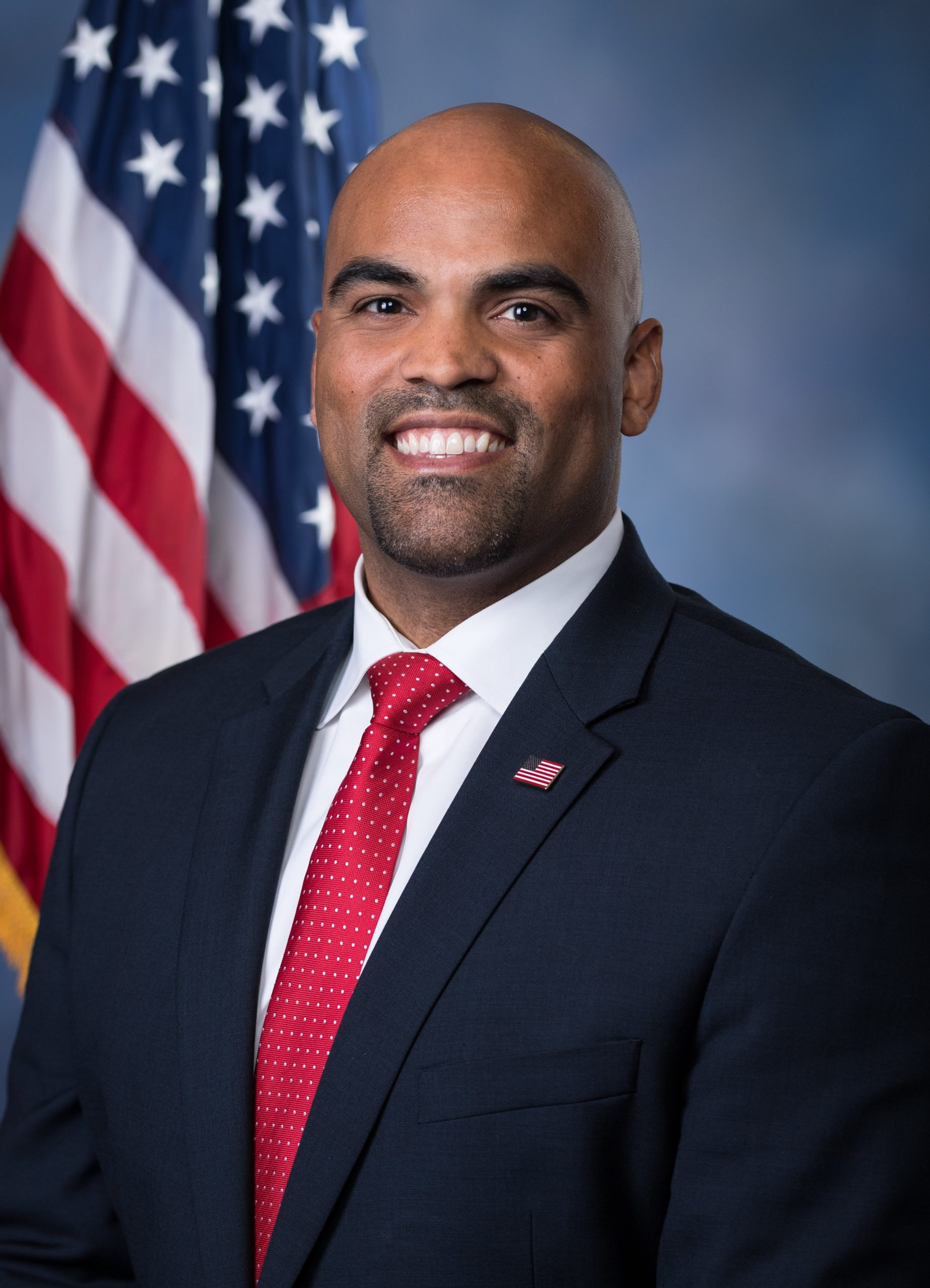 Colin Allred, Official Portrait, 116th Congress of the U.S.