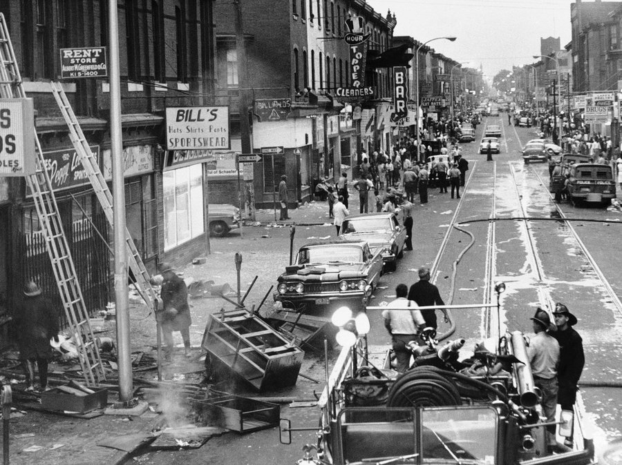 Philadelphia Race Riot  1964