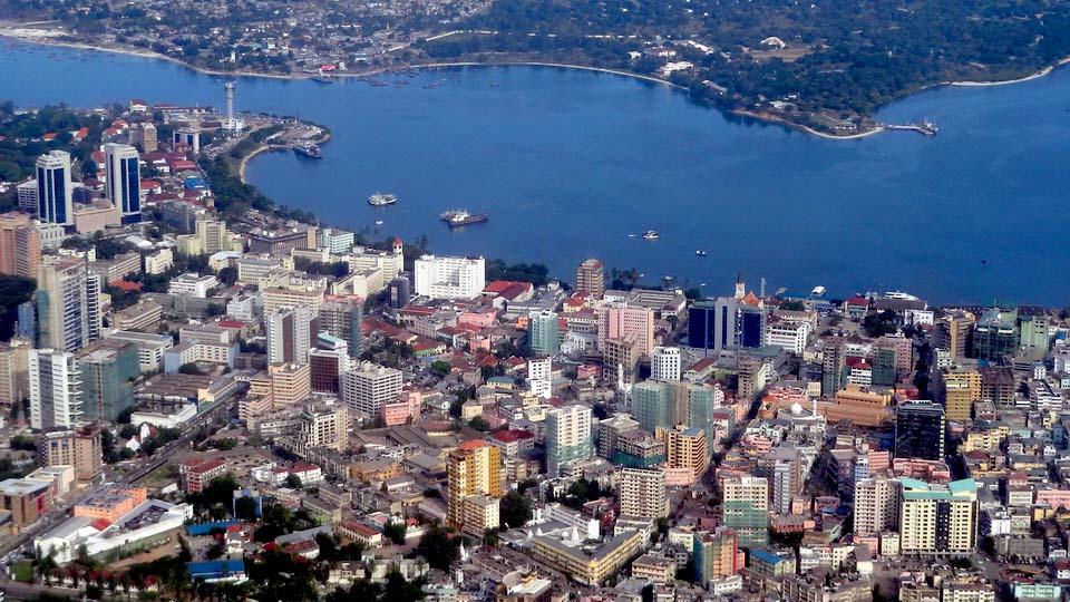 Dar es Salaam, Tanzania, April 1, 2011