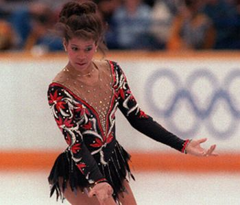 debbie thomas ice skater biography