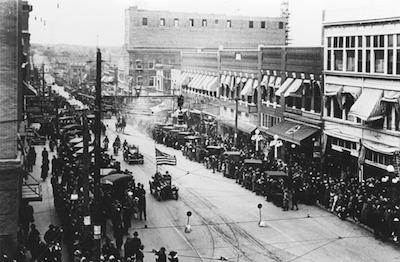Deep Greenwood, Tulsa, Oklahoma, 1920