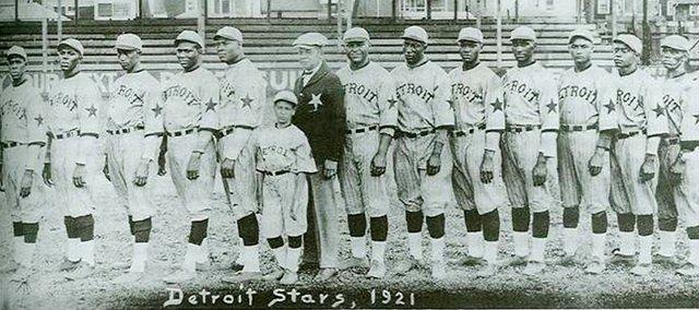 Detroit Stars, 1921