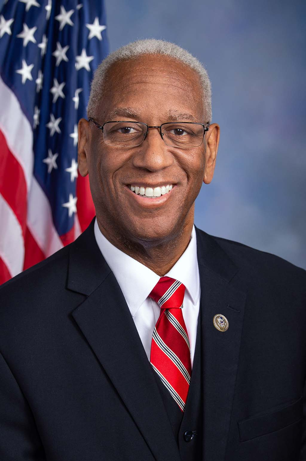 Donald McEachin (Official Portrait, U.S. House of Representatives)