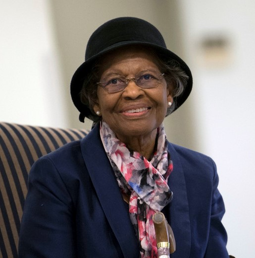 Dr. Gladys West inducted into Air Force Space and Missile Pioneers Hall of Fame