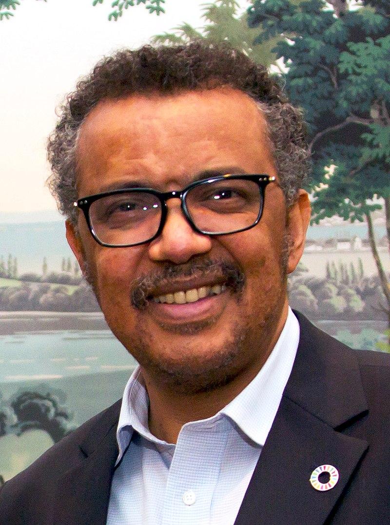 Dr. Tedros Adhanom Ghebreyesus