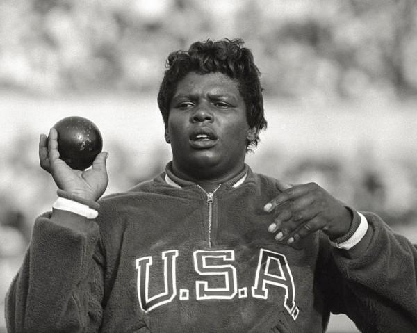 Earlene Brown, 1960