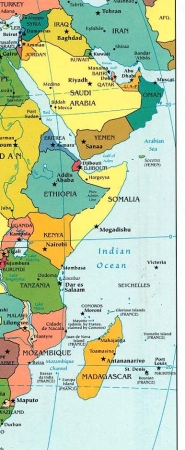 East African City States