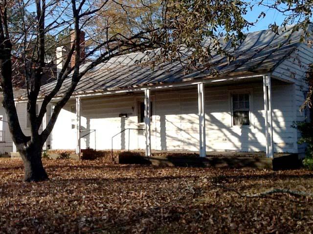Edy Wood House in Hertford, NC