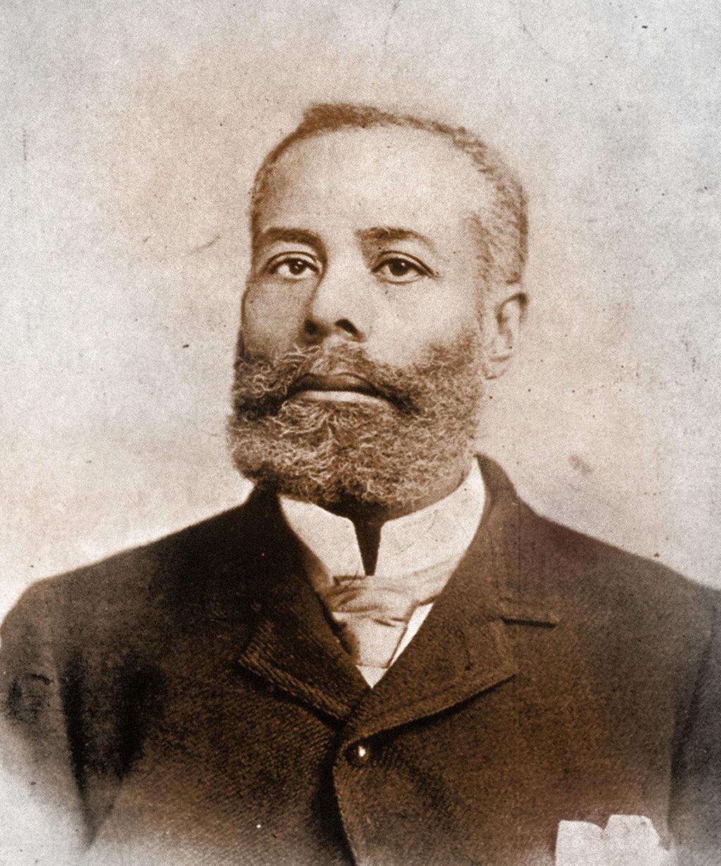 Elijah McCoy portrait