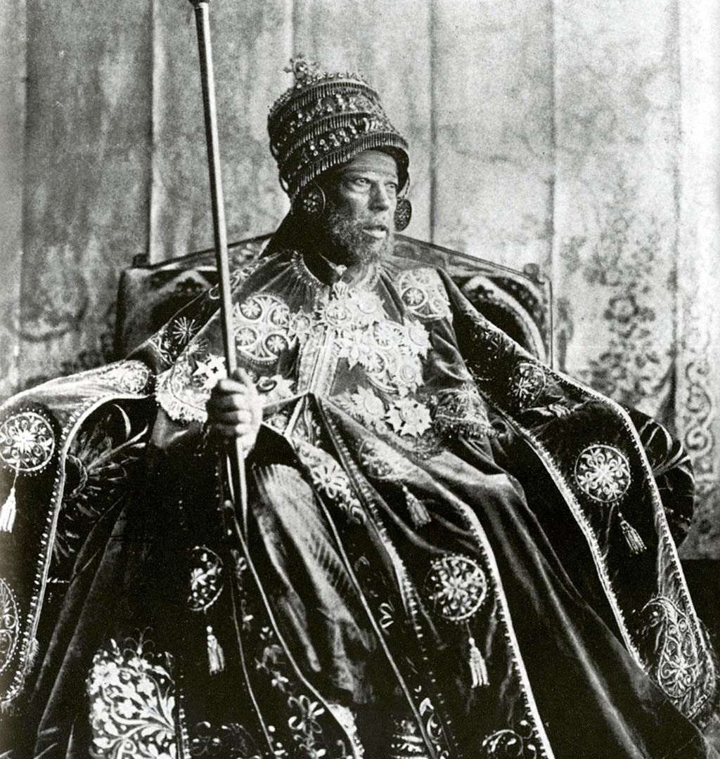 Names famous african kings Ancient African