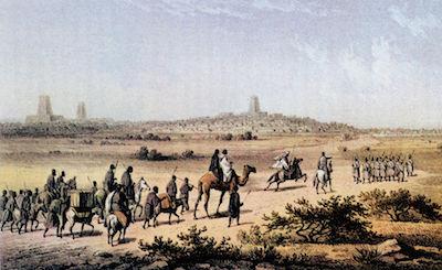 Timbuktu in 1500