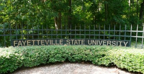 Fayetteville State University is a historical black institution of the