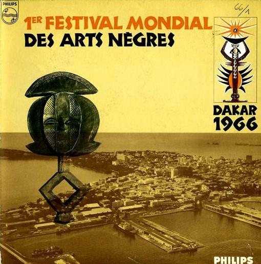 First World Festival of Negro Arts Album