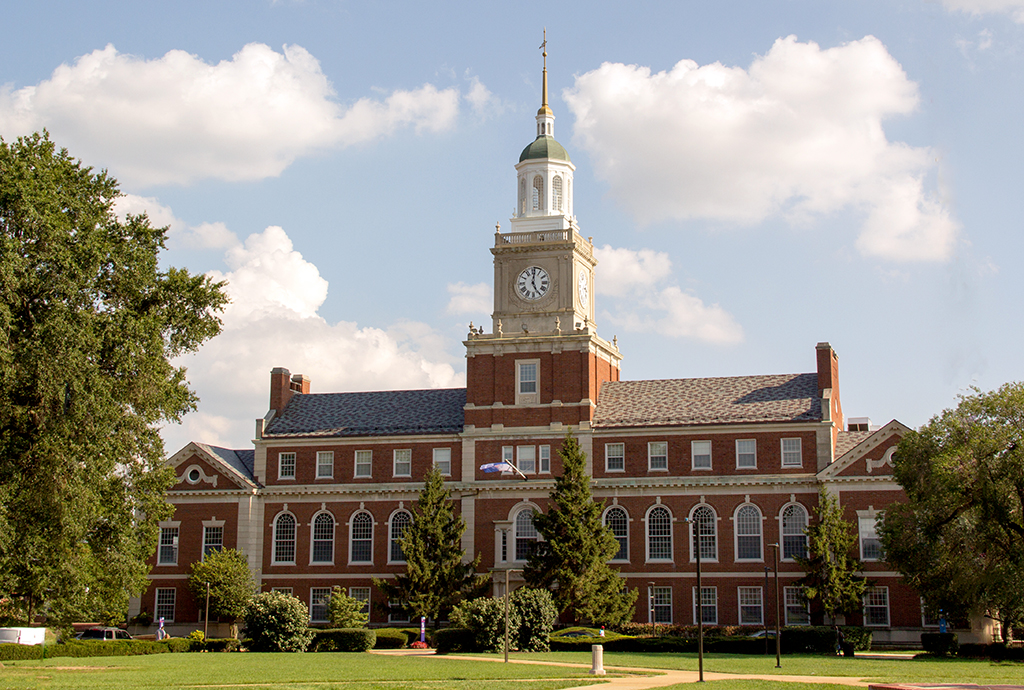 Founders Library, Howard University