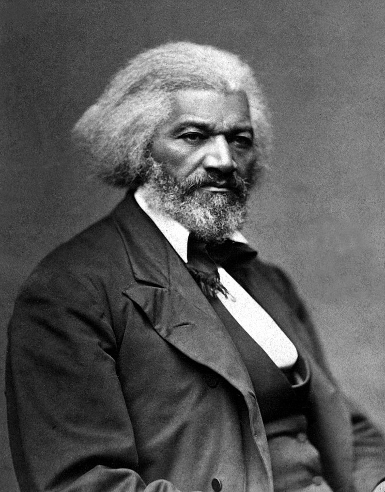 Frederick Douglass, circa 1879