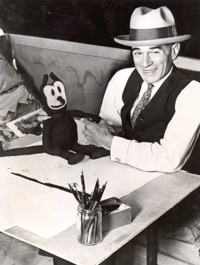 George Herriman (San Francisco Examiner Archives)
