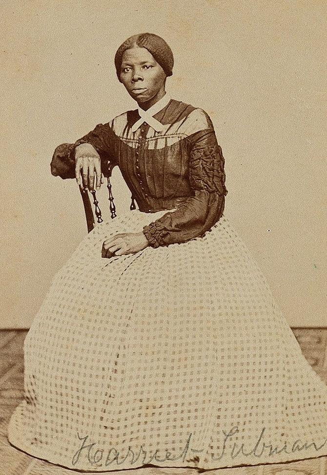 Harriet Tubman in the Late 1860s