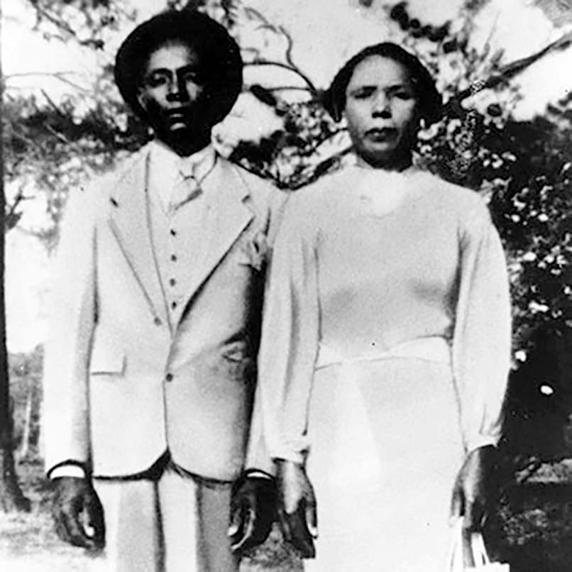 Herbert and Prince Melson Lee