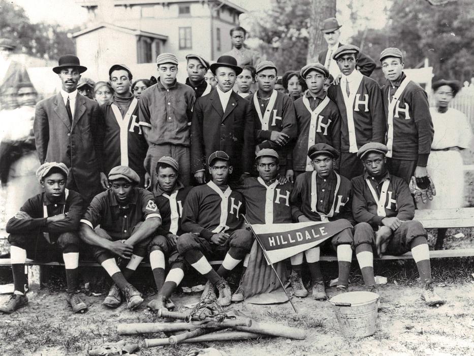 1912 Hilldale Club