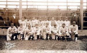 Hilldale (Daisies) Club, 1921