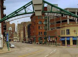 Historic Third Ward Sign