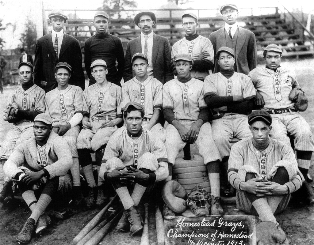 Homestead Grays, 1913