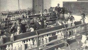 Howard University Chemistry Laboratory, 1900