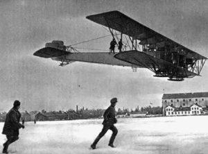 Ilya Muromets Russian Bomber, ca. 1916