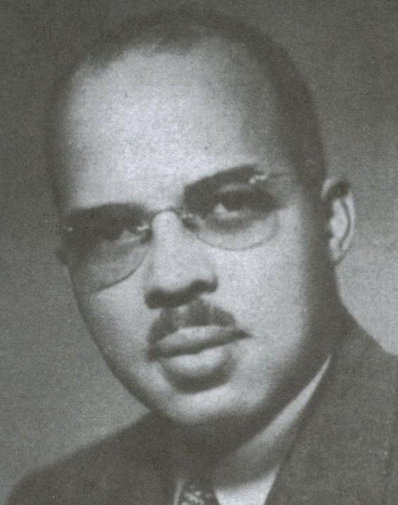 Ira de Augustine Reid (Sigma Pi Phi Fraternity)